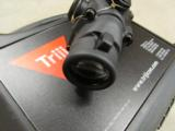 Trijicon ACOG 4x32 Scope with Red Dual Illumination Doughnut Reticle BAC-M16 / AR15 - 7 of 8
