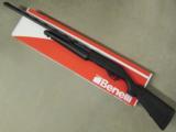Benelli Nova Black Synthetic Pump 12 Ga 28in Bbl - 2 of 9