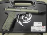 Ruger/Tactical Solutions Pac-Lite 4.5 Mod Pistol .22 LR Green - 2 of 9