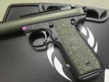 Ruger/Tactical Solutions Pac-Lite 4.5 Mod Pistol .22 LR Green - 6 of 9