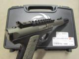 Ruger/Tactical Solutions Pac-Lite 4.5 Mod Pistol .22 LR Green - 9 of 9