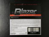 1000 ROUNDS CCI BLAZER ALUMINUM 124 GR 9MM Luger - 2 of 3