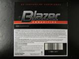 1000 ROUNDS CCI BLAZER ALUMINUM 115 GR 9MM LUGER - 2 of 4