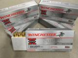 200 Rounds Winchester Super X 55 Gr PP .22-250 REM