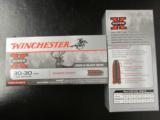 200 Rounds Winchester Super-X 150 Gr PP .30-30 Win - 2 of 3