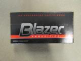 1000 Rounds CCI Blazer 158 Gr LRN .38 Special - 3 of 5