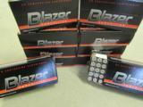 1000 Rounds CCI Blazer 158 Gr LRN .38 Special