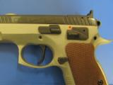 CZ 75 TS Tactical Sports Two-Tone 9mm 91172 - 3 of 9