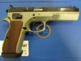 CZ 75 TS Tactical Sports Two-Tone 9mm 91172 - 1 of 9