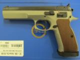 CZ 75 TS Tactical Sports Two-Tone 9mm 91172 - 2 of 9