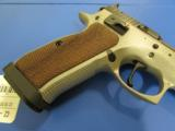 CZ 75 TS Tactical Sports Two-Tone 9mm 91172 - 5 of 9