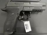Sig Sauer P226 Tactical Operations .357 SIG - 1 of 9