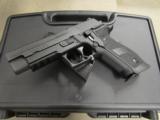 Sig Sauer P226 Tactical Operations .357 SIG - 3 of 9