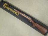 Browning X-Bolt Hunter Walnut Stock Blued .300 Win Mag - 2 of 10