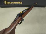 Browning X-Bolt Hunter Walnut Stock Blued .300 Win Mag - 10 of 10