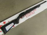 Ruger American Rimfire Compact Threaded Barrel .22 WMR 8322 - 1 of 10
