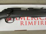 Ruger American Rimfire Compact Threaded Barrel .22 WMR 8322 - 6 of 10