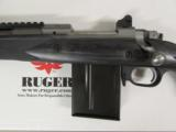 Ruger Gunsite Scout SS Black Laminate Left-Hand .308 Win 6821 - 6 of 10