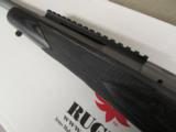 Ruger Gunsite Scout SS Black Laminate Left-Hand .308 Win 6821 - 8 of 10