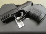"Walther PPQ M2 .22 4"" Black 12 Rd .22 LR 5100300 - 3 of 8"