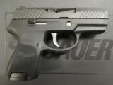 Sig Sauer P320 Full Size Contrast Sights 9mm - 1 of 9