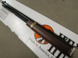 Henry American Farmer Tribute Lever Action .22 Rifle H004AF - 8 of 11