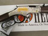 Henry American Farmer Tribute Lever Action .22 Rifle H004AF - 5 of 11