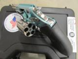 Charter Arms The Tiffany Blue / SS .38 Special 53879 - 7 of 7