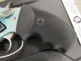 Charter Arms The Tiffany Blue / SS .38 Special 53879 - 3 of 7