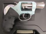 Charter Arms The Tiffany Blue / SS .38 Special 53879