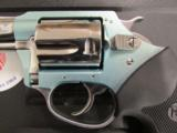 Charter Arms The Tiffany Blue / SS .38 Special 53879 - 6 of 7
