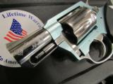 Charter Arms The Tiffany Blue / SS .38 Special 53879 - 4 of 7