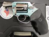 Charter Arms The Tiffany Blue / SS .38 Special 53879 - 2 of 7