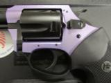 Charter Arms Lavender Lady Lavender/Black .38 Special +P 53848 - 4 of 7