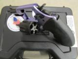 Charter Arms Lavender Lady Lavender/Black .38 Special +P 53848 - 7 of 7
