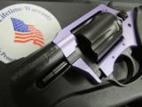 Charter Arms Lavender Lady Lavender/Black .38 Special +P 53848 - 5 of 7