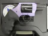 Charter Arms Lavender Lady Lavender/Black .38 Special +P 53848