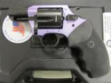 Charter Arms Lavender Lady Lavender/Black .38 Special +P 53848 - 2 of 7