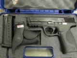 Smith & Wesson M&P9 No Thumb Safety Crimson Trace Grip 9mm 220070 - 1 of 8