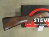 Savage Stevens Model 555 26