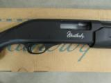 Weatherby PA-08 Black Synthetic 28
