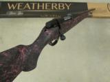 Weatherby Vanguard Series 2 Blued Girls Hunt 2 .243 Win 20