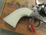 Uberti 1873 Single-Action Cattleman Cody Revolver .45 Colt - 3 of 9