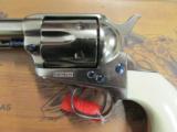 Uberti 1873 Single-Action Cattleman Cody Revolver .45 Colt - 5 of 9