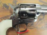 Uberti 1873 Single-Action Cattleman Cody Revolver .45 Colt - 6 of 9