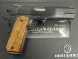 Metro Arms 1911 American Classic II Blued .45 ACP - 1 of 9