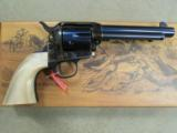 Uberti 1873 Single-Action Cattleman Frisco .45 Colt - 1 of 9