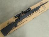Savage Arms 11 Trophy Hunter XP (Youth) Black Synthetic .308 Win with Scope