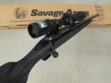 Savage Arms 11 Trophy Hunter XP (Youth) Black Synthetic .308 Win with Scope - 9 of 9