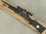 Savage Arms 11 Trophy Hunter XP (Youth) Black Synthetic .308 Win with Scope - 2 of 9